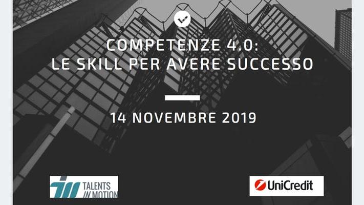 Competenze 4.0: le skills del futuro! image