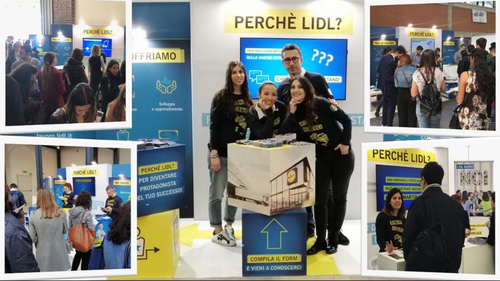 Lidl on tour fa tappa in Bocconi! image