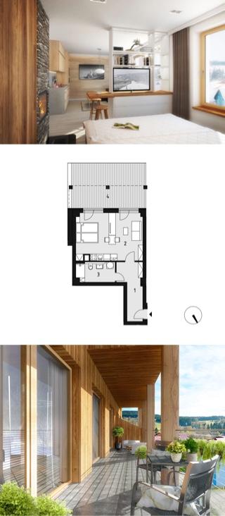 Projekt Rezidence Javor