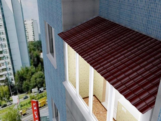 Абрикос балконы.