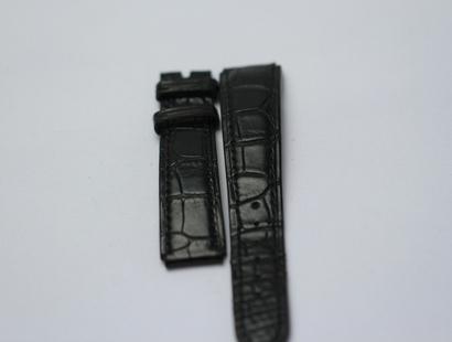 Lederen Rolex Horlogeband