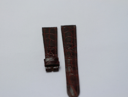 Leather Strap - Crocodile
