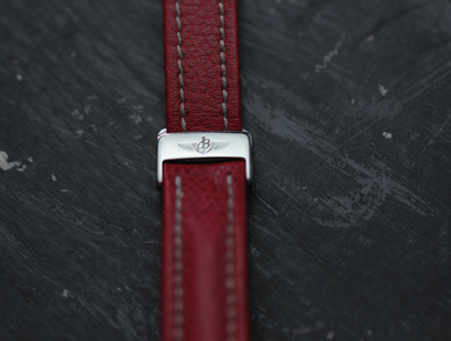 Breitling Leather Watchstrap