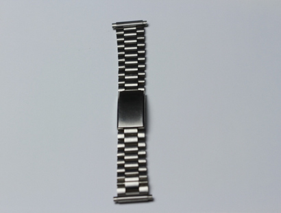 Stainless Steel Watch Bracelet Length: 15cm Width: 17mm