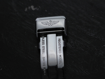 Breitling Stainless Steel Fold Clasp