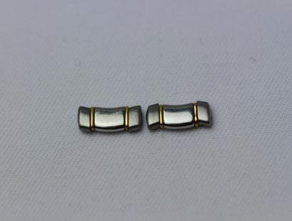 Ebel Links Steel/Gold