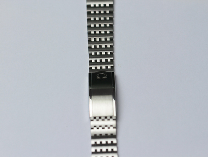 Omega Watchstrap Stainless Steel