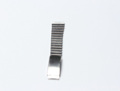 Stainless Steel Bracelet part Length: 10,5 cm Width: 18mm