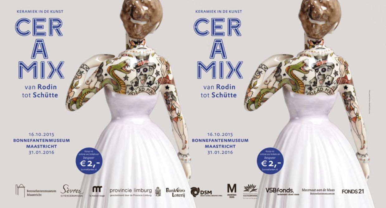 Expositie Cer-A-Mix