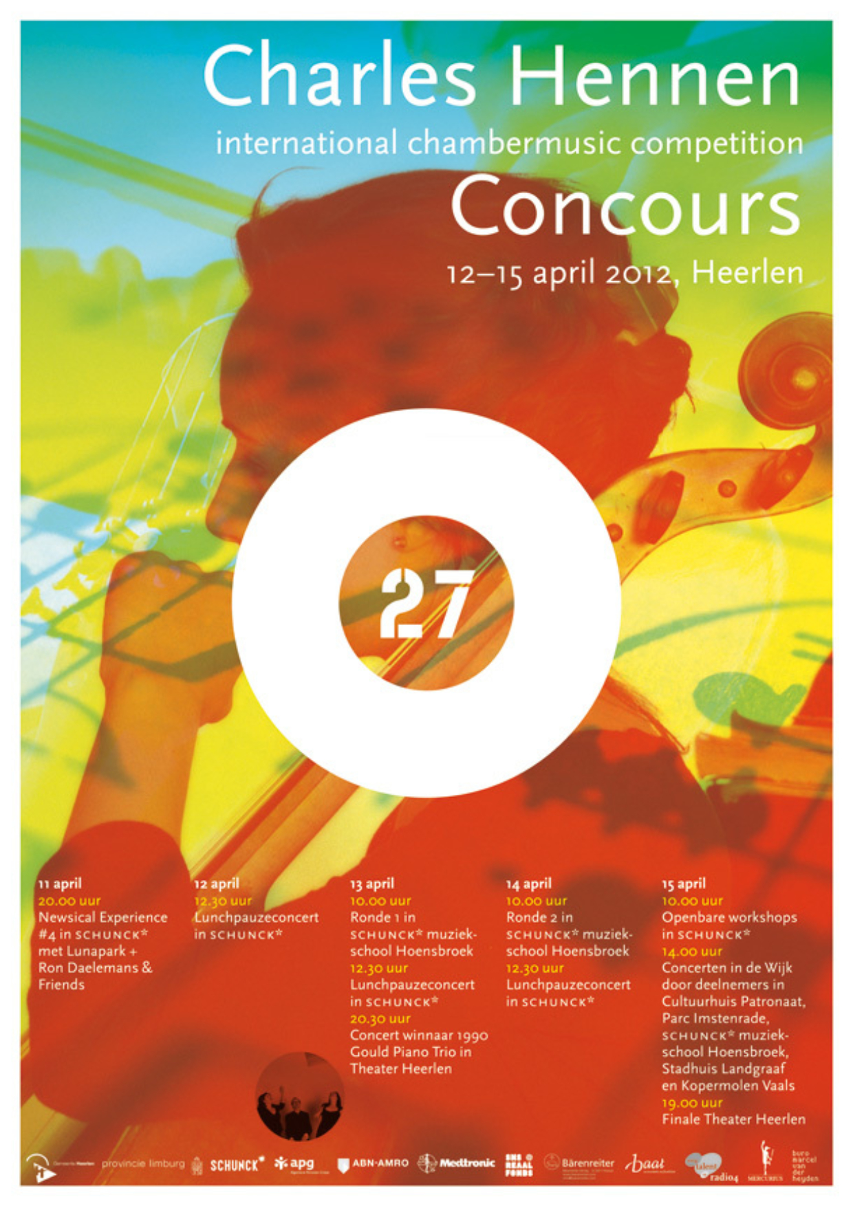 Affice Charles Hennen Concours