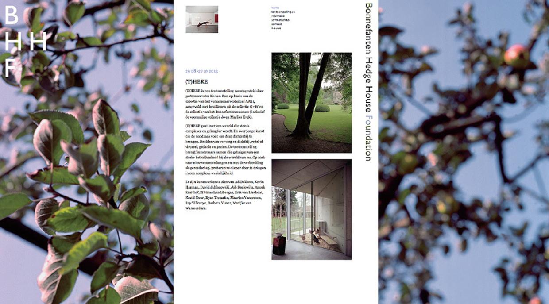 Website Hedge House