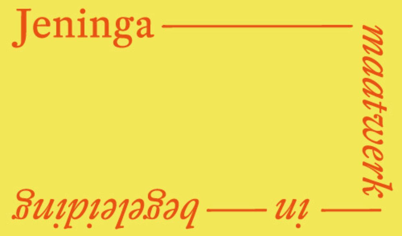 Visitekaartjes Jeninga, Maatwerk in Begeleiding