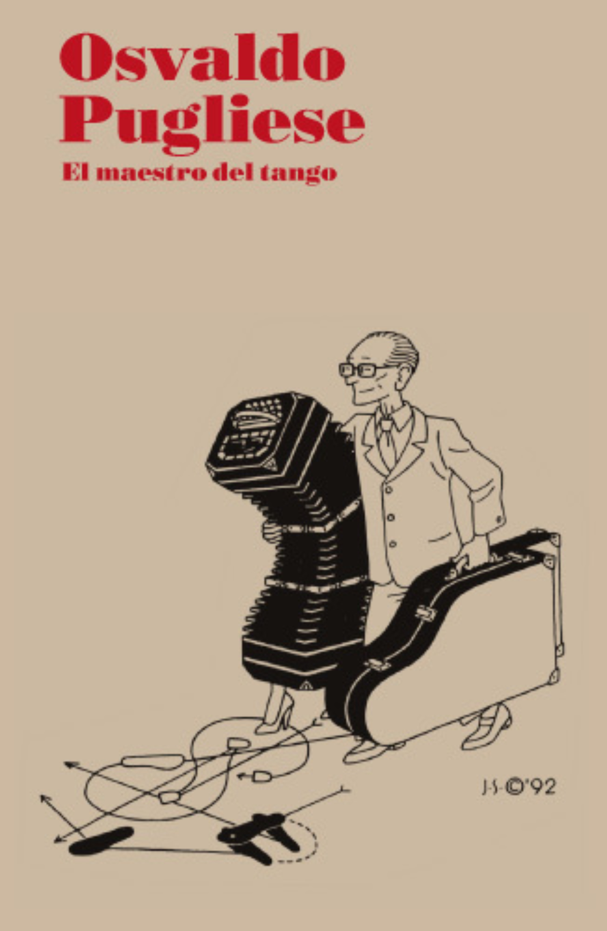 Boekje Oswaldo Pugliese