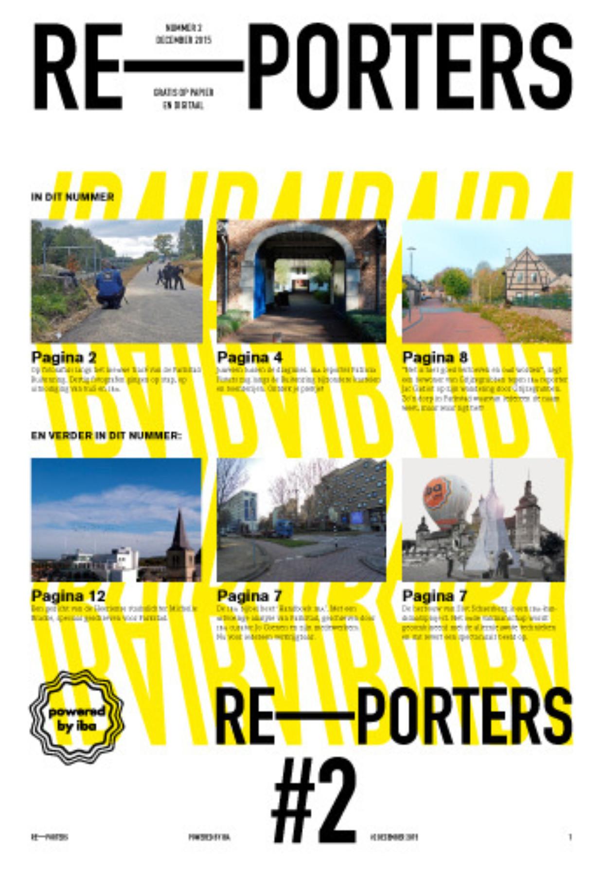 Krant Re–porters #2