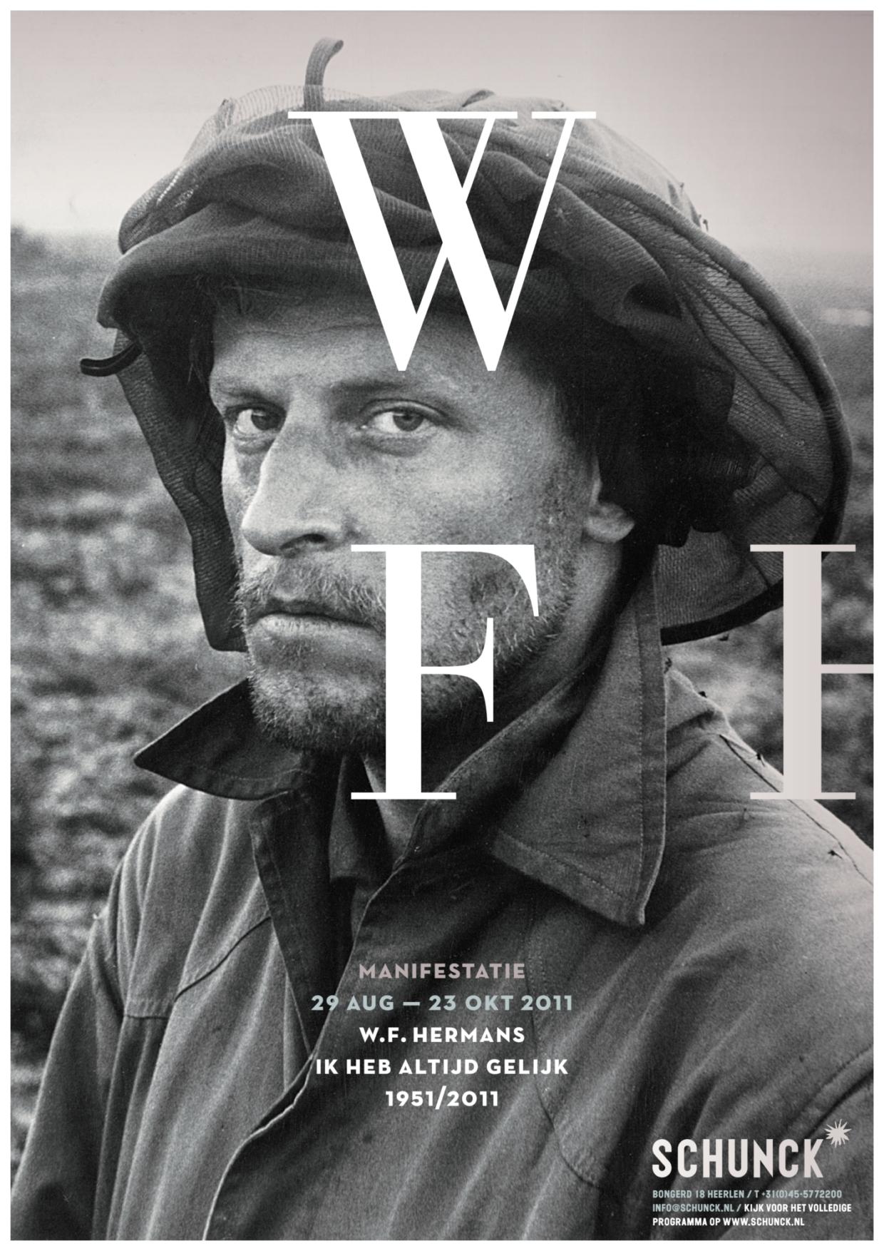 Cahier W.F. Hermans