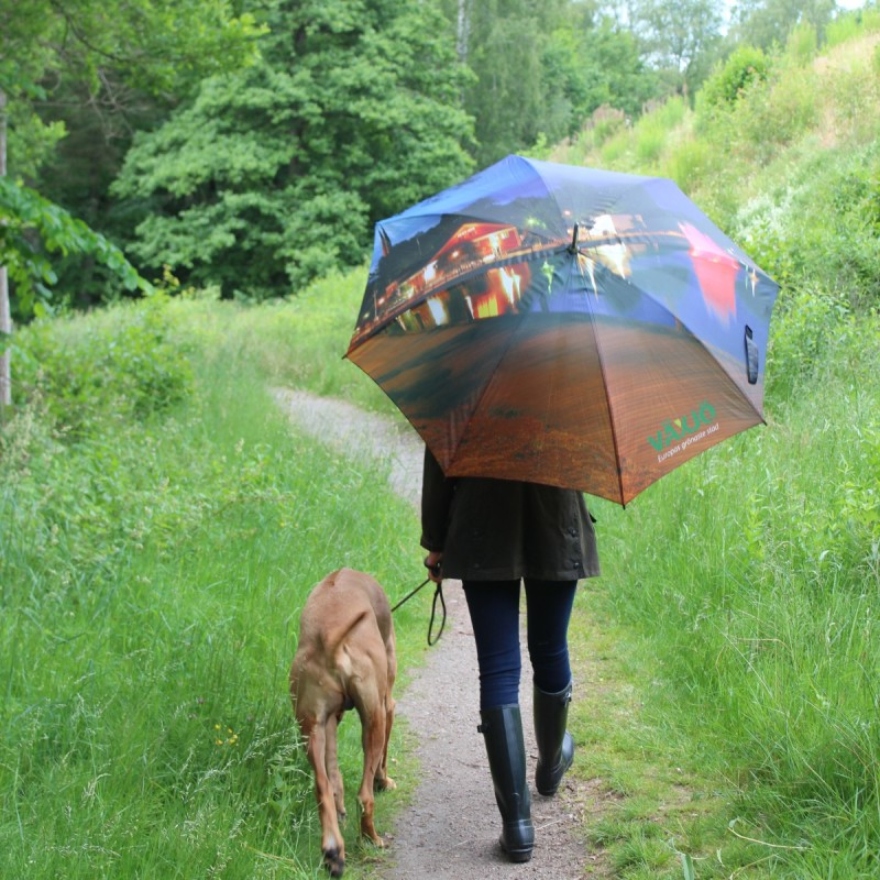 Tips på bra promenadstråk