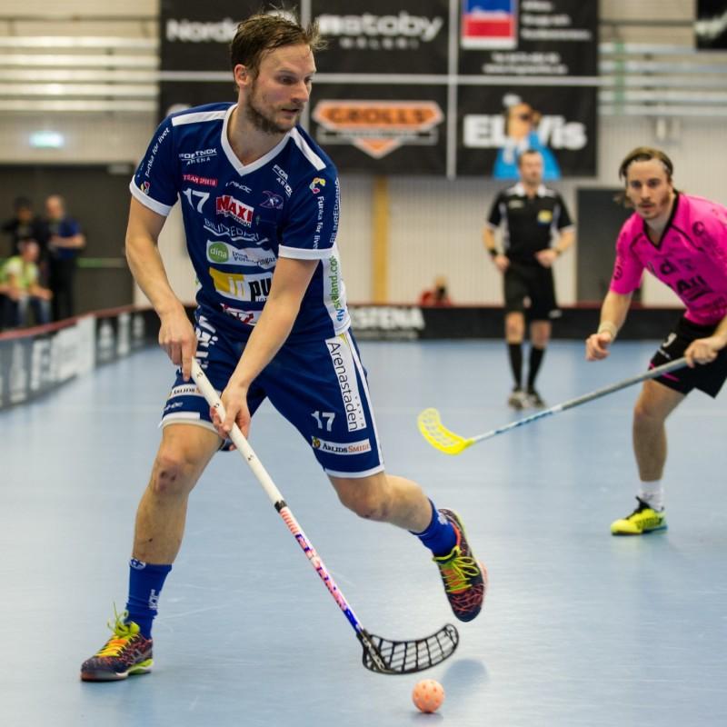 Ny klubbchef för Växjö Vipers