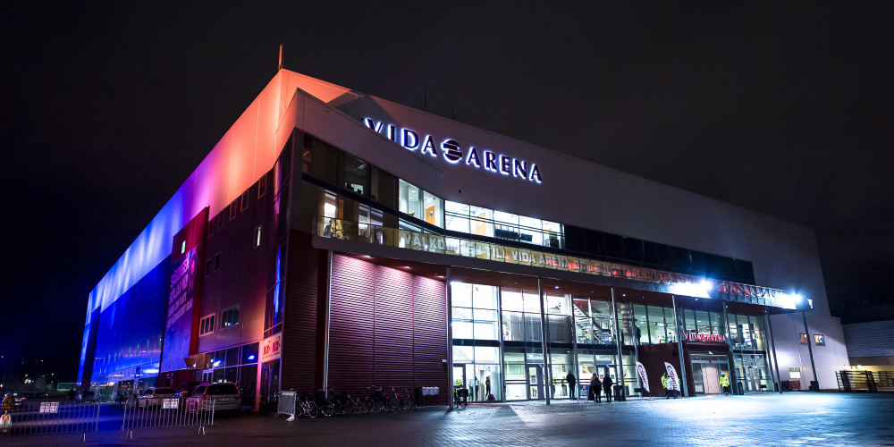 SHL i Vida Arena
