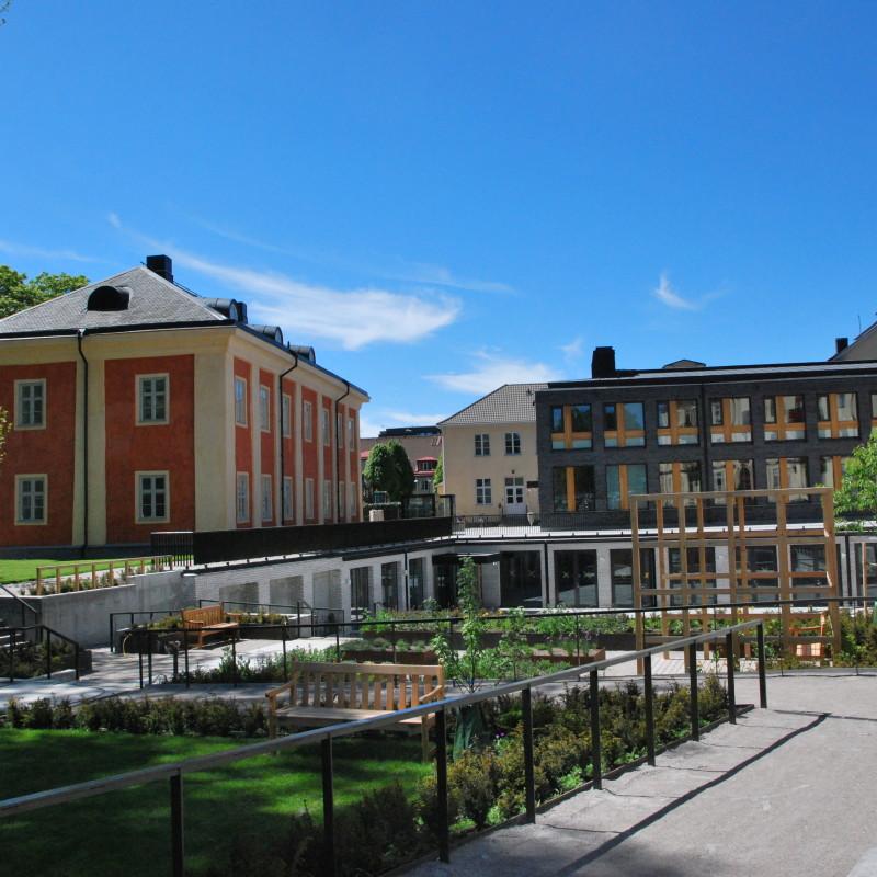 En av Växjös äldsta platser
