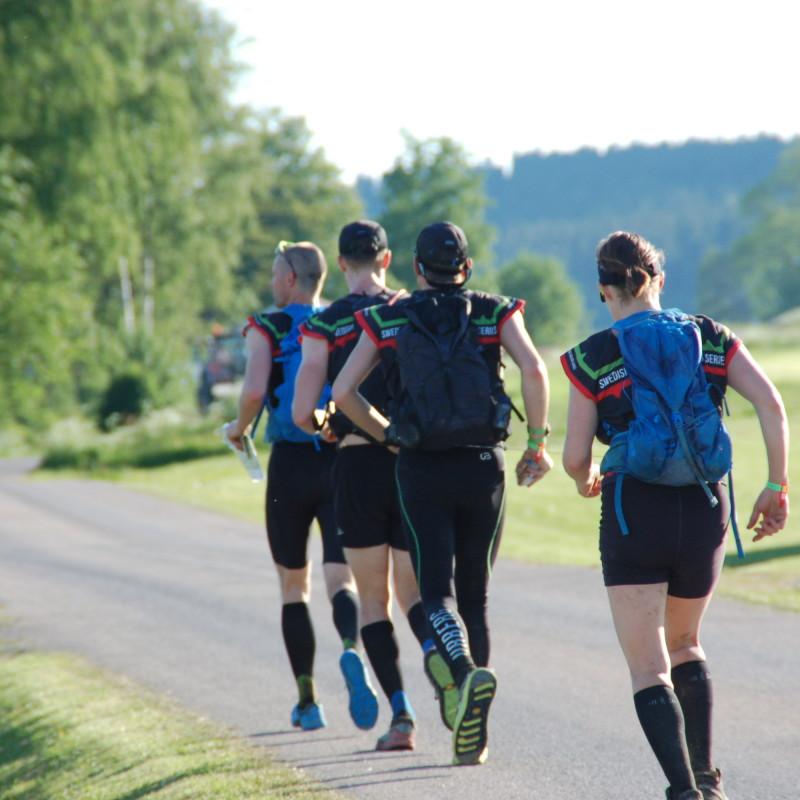 Löpning i Växjö