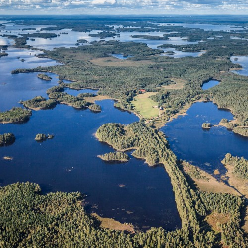 Invigning Åsnens nationalpark