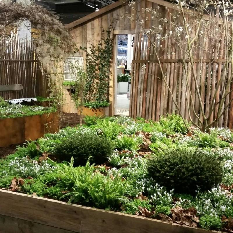 Klockaregården får pris för sin idéträdgård