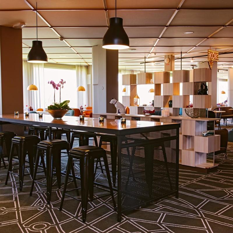 Hotellbeläggningen i Växjö översteg för första gången 200 000 rum