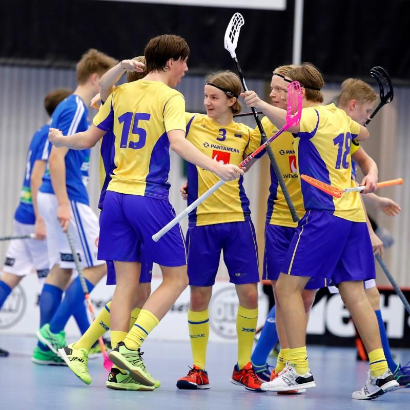 Nu släpps biljetterna till vårens U19-fest i Växjö