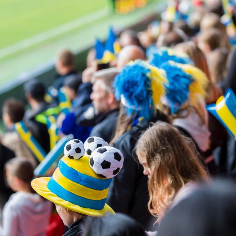 Växjö är tredje bästa idrottskommun 2018