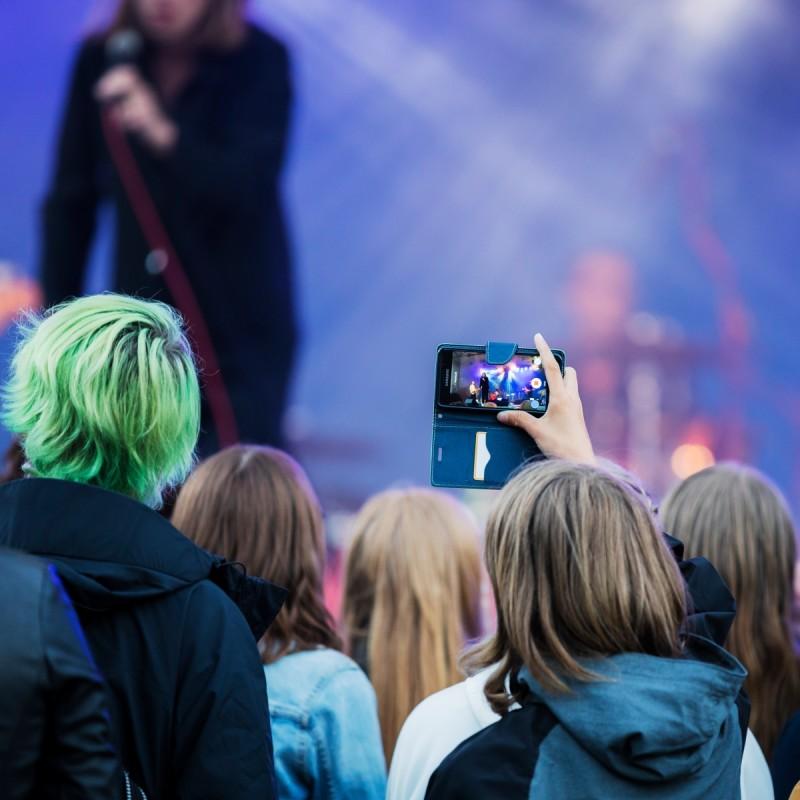 Idol arrangerar Open Mic i Växjö