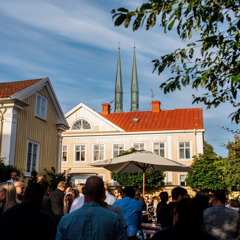 Växjö är 8e mest sökta resmålet i Sverige