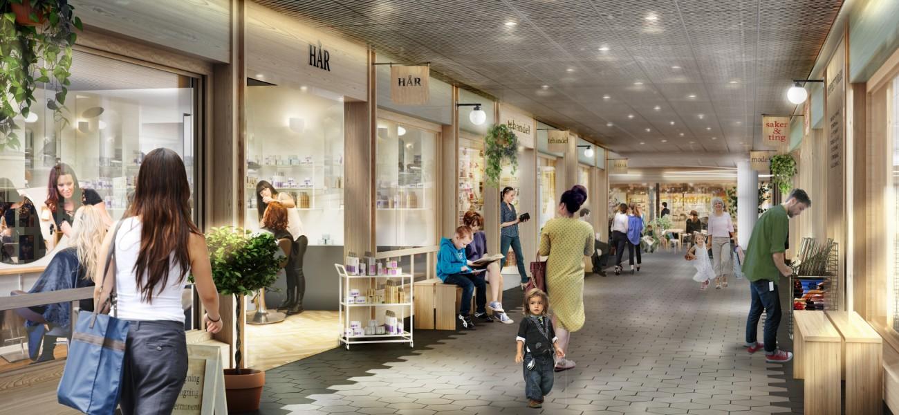 HM har öppnat nytt i Växjö city  acb1083fb24a8