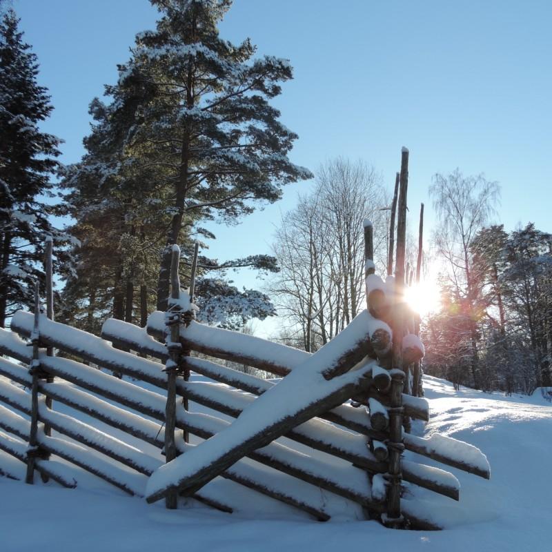 Vackra vinteräventyr