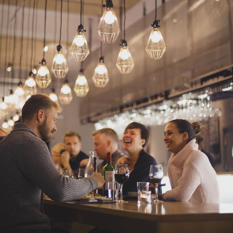 All restaurants in Växjö