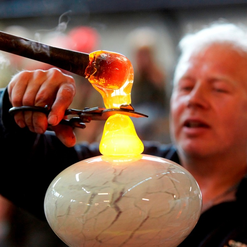 The Swedish art of glass