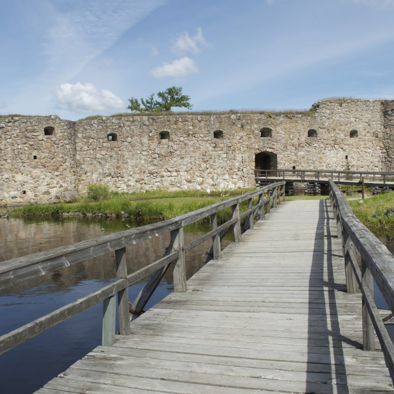 Discover the history of the castle ruins