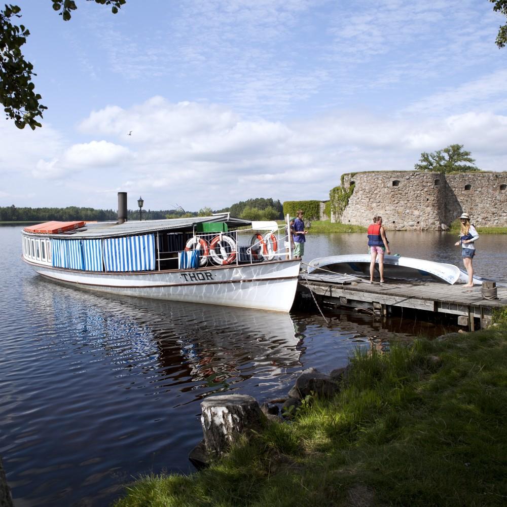 Summer in Växjö