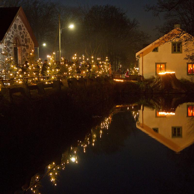 Christmas Fair at Huseby Bruk