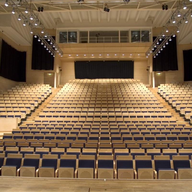 Tagungs- und Veranstaltungs-stadt