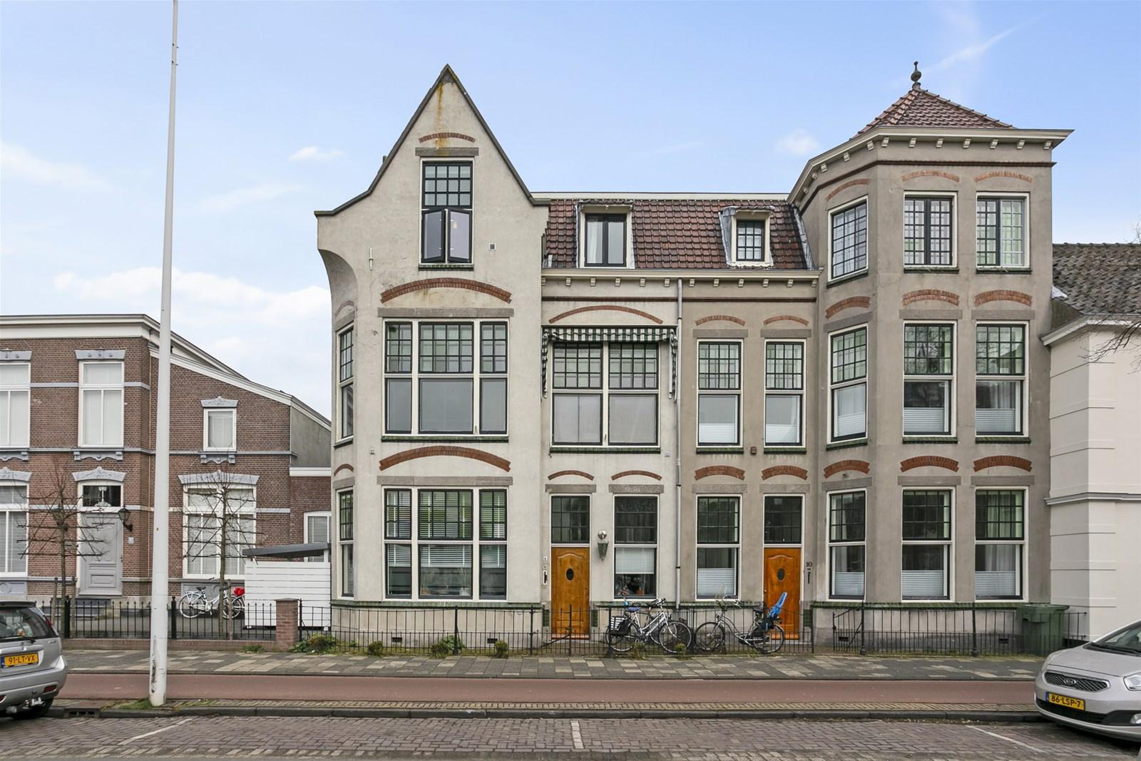 Hoge Rijndijk 8, Leiden