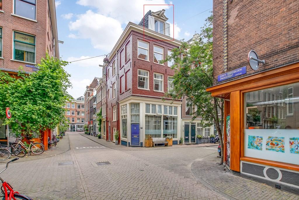 Goudsbloemstraat 32, Amsterdam