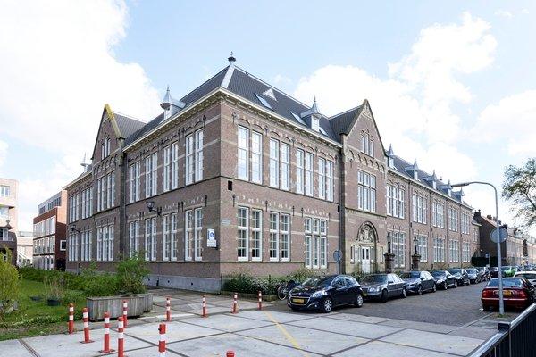 Oude Zijlvest 3, Haarlem