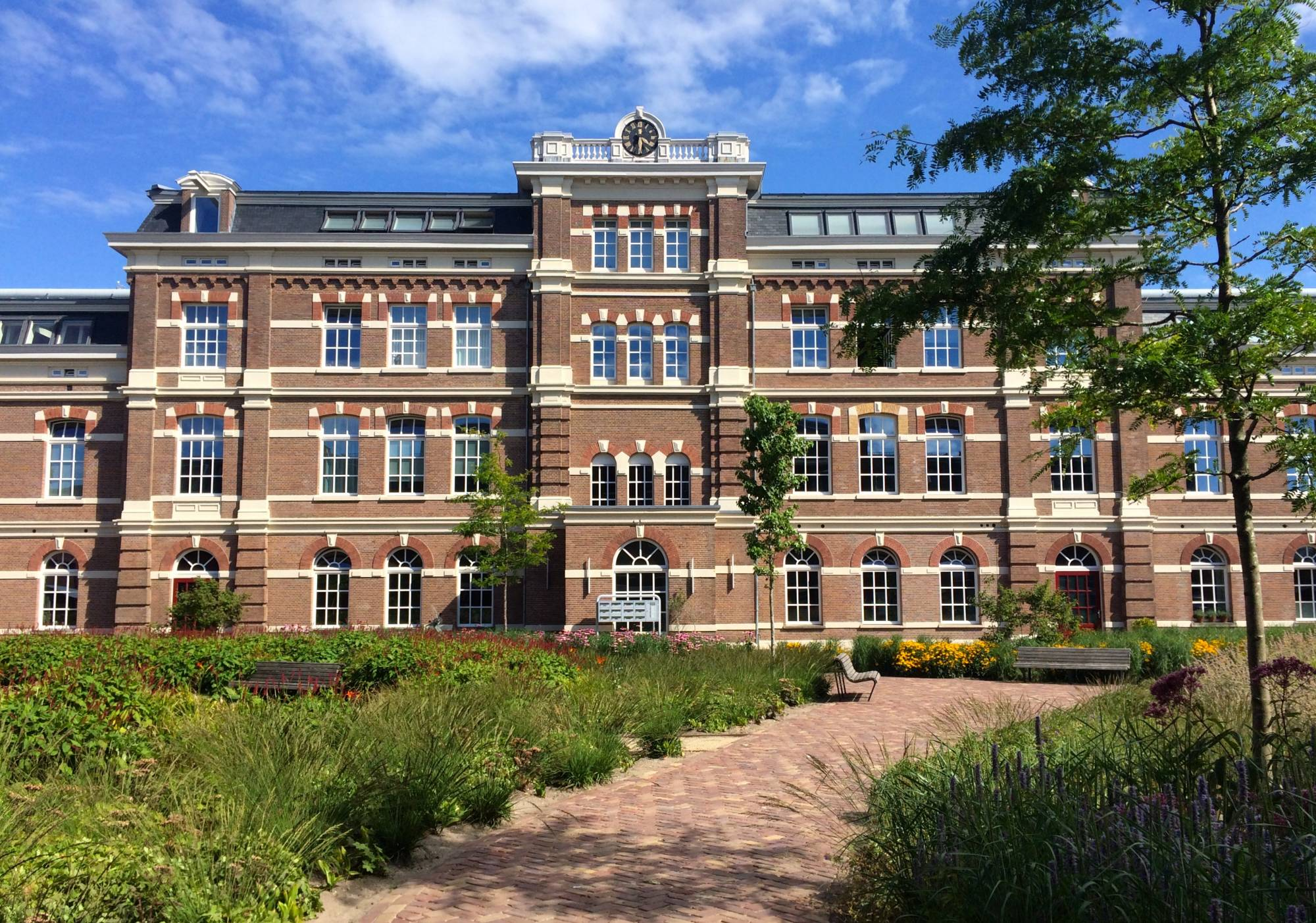 Kazerneplein 10, Haarlem