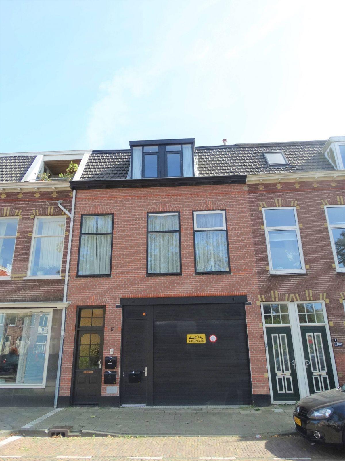 Brouwersplein 5, Haarlem
