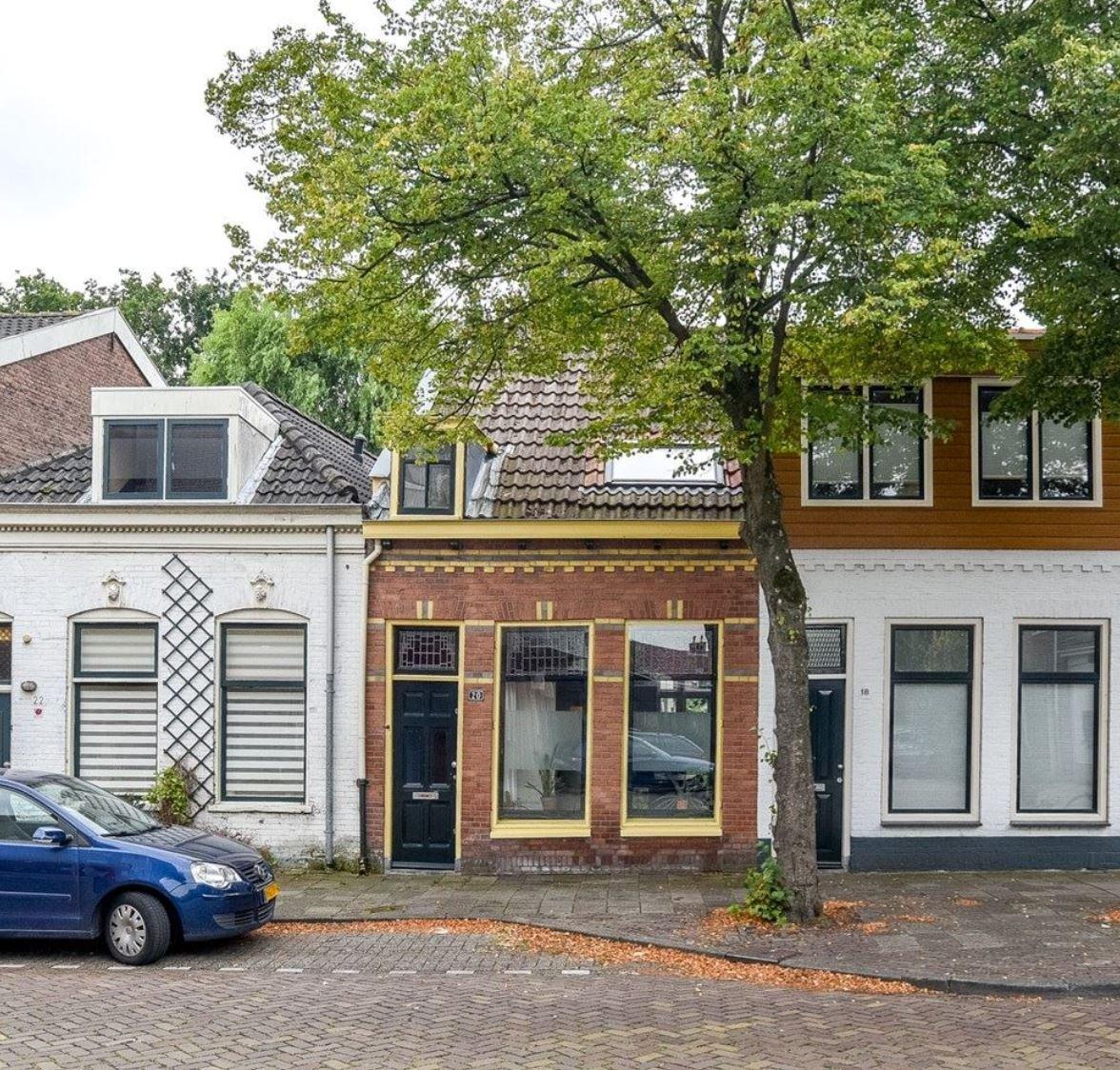 Bakkerstraat 20, Haarlem