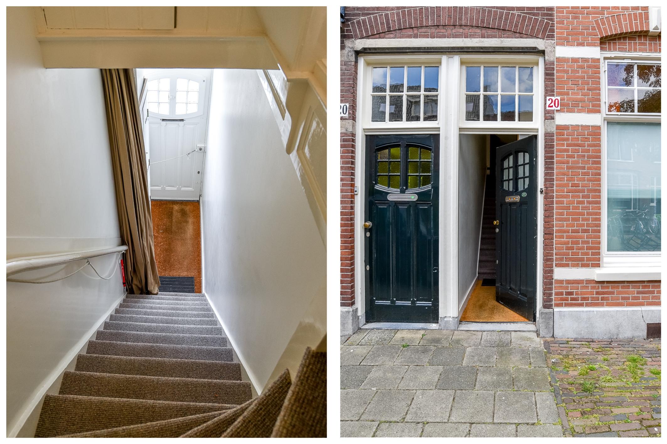 Krelagestraat 20, Haarlem