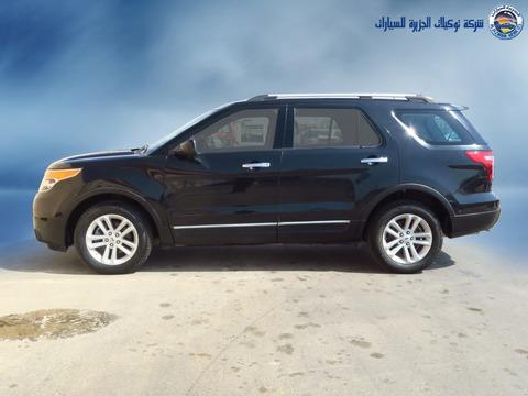 Al Jazirah Ford Used Cars
