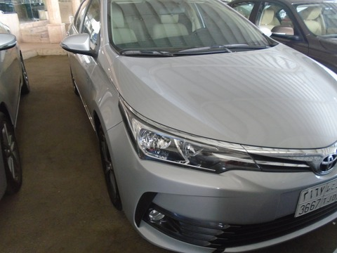 Toyota Corolla Used Car For Sale In Jeddah