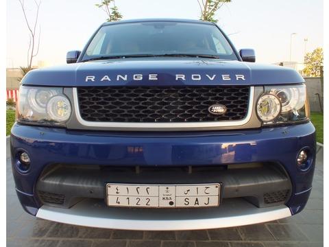 used range rover supercharged blue 2010 for sale in riyadh for 75 000 sr motory saudi arabia. Black Bedroom Furniture Sets. Home Design Ideas