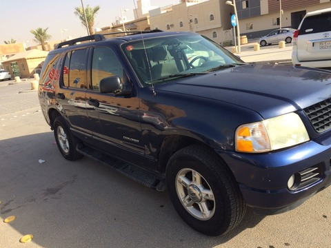 Ford Explorer Used Cars For Sale In Riyadh